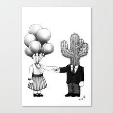 Soul Mates (2013) Canvas Print