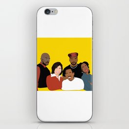 Marrtttiinnnn - Classic TV iPhone Skin