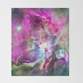 NEBULA ORION HEAVENLY CELESTIAL MIRACLE Throw Blanket