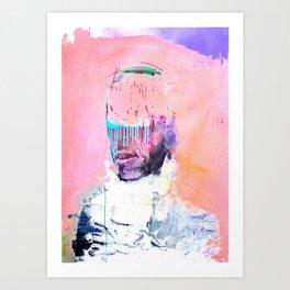 Knock off Nigel Art Print