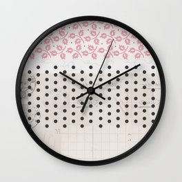 mobile case Wall Clock