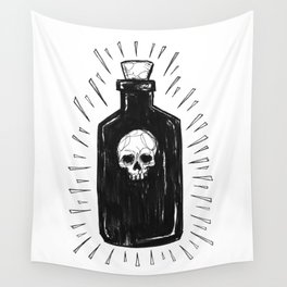 The Devil's Drink Wall Tapestry