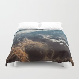 Under the Surface Duvet Cover