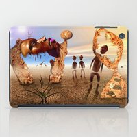 africa iPad Cases featuring Africa by teddynash