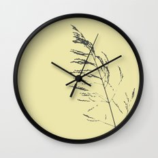 sand reed  Wall Clock