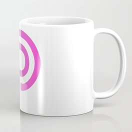 Pinky Designs logo Coffee Mug