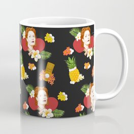HAWAIIAN SUSAN SARANDON  Coffee Mug