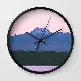 The Brothers Wall Clock