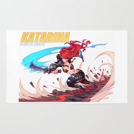 "League of Legends ""KATARINA"" Rug"