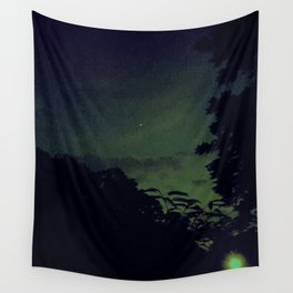 Lo-Fi Sunset Wall Tapestry
