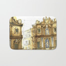 Old Palermo Bath Mat