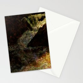 Light Stream Stationery Cards