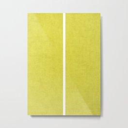 Line 3 Metal Print