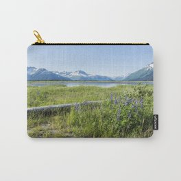 Along the Seward Highway, No. 2 Carry-All Pouch