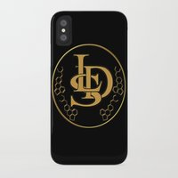 lsd iPhone & iPod Cases featuring LSD by PsychoBudgie