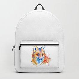 Cute Fox Head Backpack
