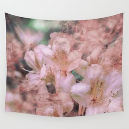 Vintage Garden Wall Tapestry