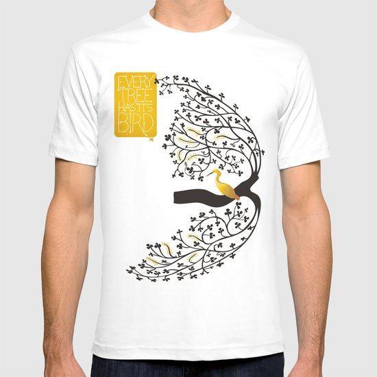 Yellow Bird T-shirt