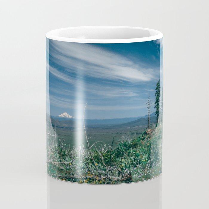 Mt Shasta view Coffee Mug