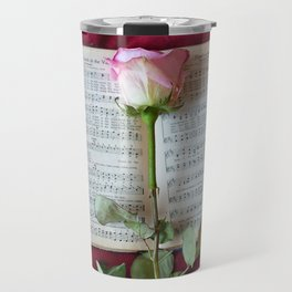 Mother's Rose Travel Mug