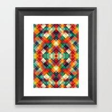 Time Between Framed Art Print