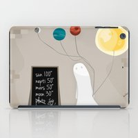 planet of the apes iPad Cases featuring Planet by Jane Mathieu