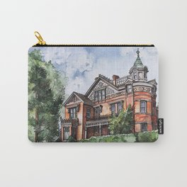 Armstrong Mansion Carry-All Pouch