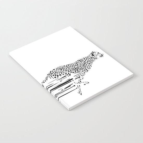 120km/h // (cheetah) Notebook