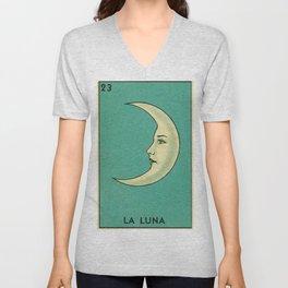Luna Tarot Unisex V-Neck