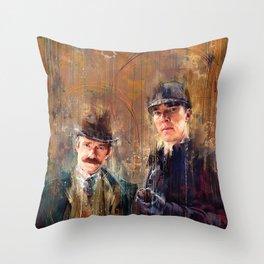 Sherlock Special Throw Pillow