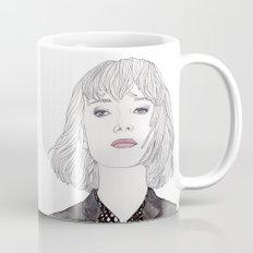 Pastel Girl 2 Mug