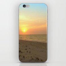 As The Sun Sits iPhone & iPod Skin