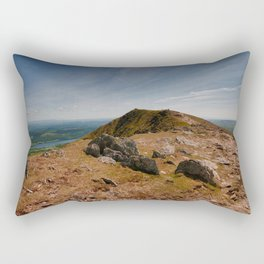 Old Man of Coniston Rectangular Pillow