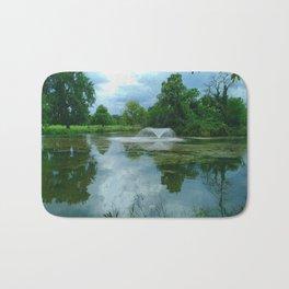 Beauty in the Park - Clissold Park Stoke Newington London Bath Mat