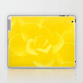 Succulent Plant Yellow Mellow Color #decor #society6 #buyart Laptop & iPad Skin