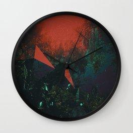 ĖMPĖRATĖ Wall Clock