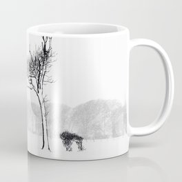 Winter Blizzard Coffee Mug