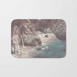 McWay Falls Big Sur California Bath Mat