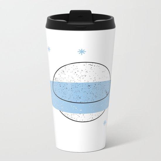 Planet Metal Travel Mug