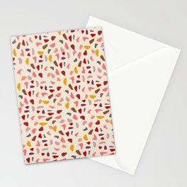 Terrazzo Autumn  #society6 #decor Stationery Cards