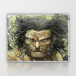 Logan by Roger Cruz Laptop & iPad Skin