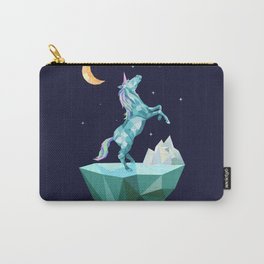 unicorn in the universe Carry-All Pouch