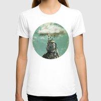 rain T-shirts featuring Rain by Seamless