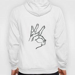 Meridian Finger Hoody