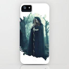 Dark Magician iPhone Case