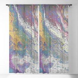 Magestic Sheer Curtain