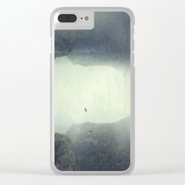 the Opening Clear iPhone Case