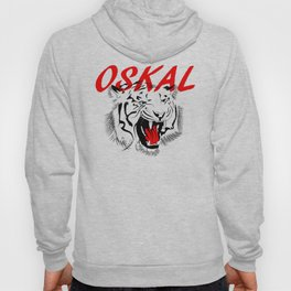 Oskal Tiger Tattoo Hoody