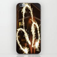 childish gambino iPhone & iPod Skins featuring A Childish Game, But I Love To Be Young. by ohsojolly