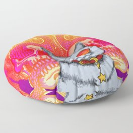 Natural Born Kittens Floor Pillow